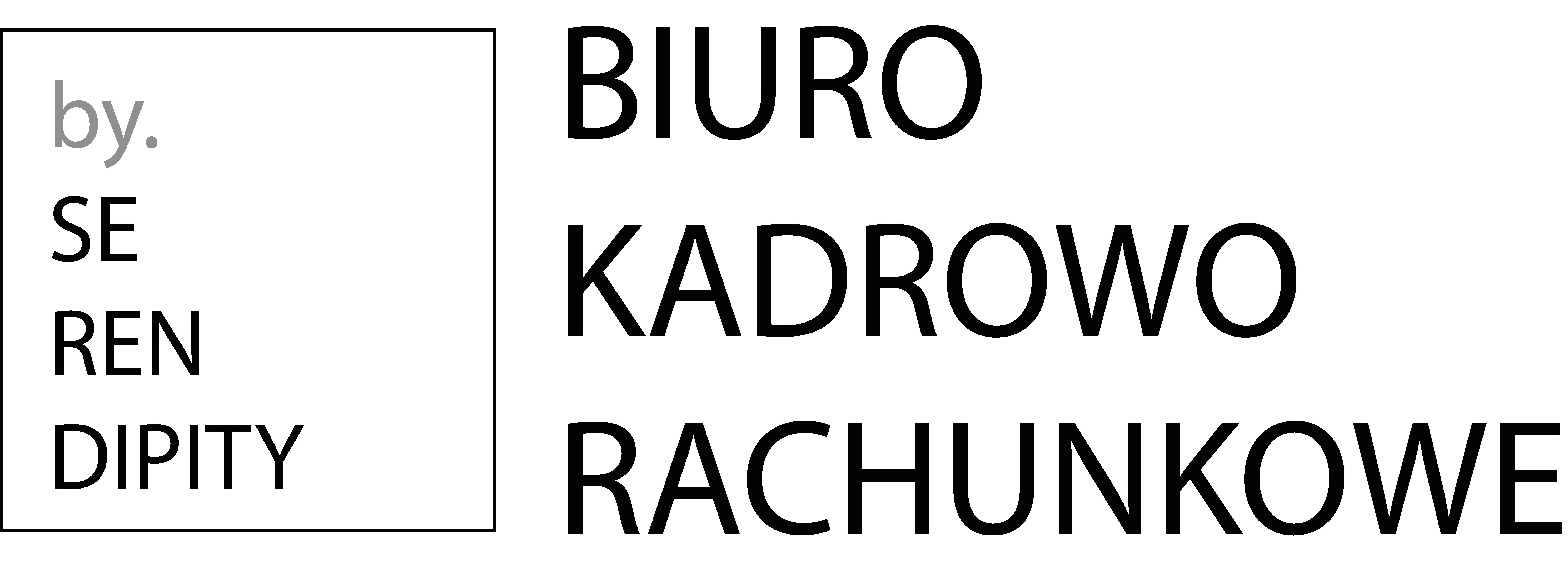 Biuro Kadrowo-Rachunkowe by.SERENDIPITY